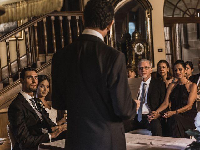 La boda de Ismael y Josianne en Sant Feliu De Codines, Barcelona 21