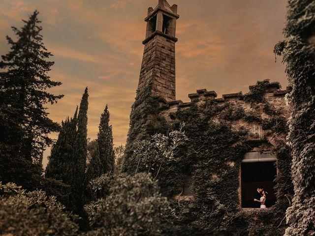 La boda de Ismael y Josianne en Sant Feliu De Codines, Barcelona 28