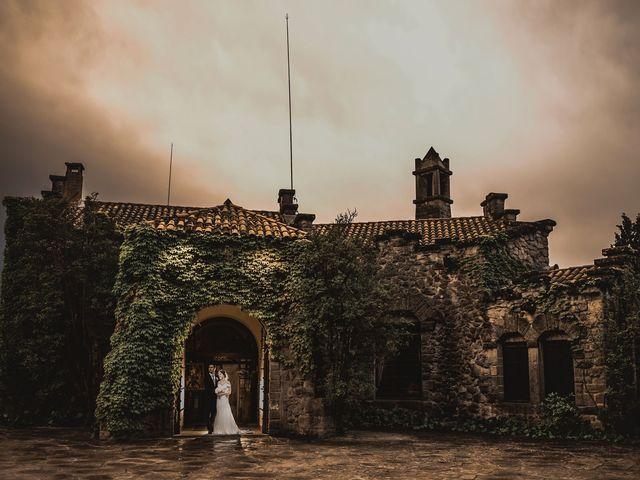 La boda de Ismael y Josianne en Sant Feliu De Codines, Barcelona 31