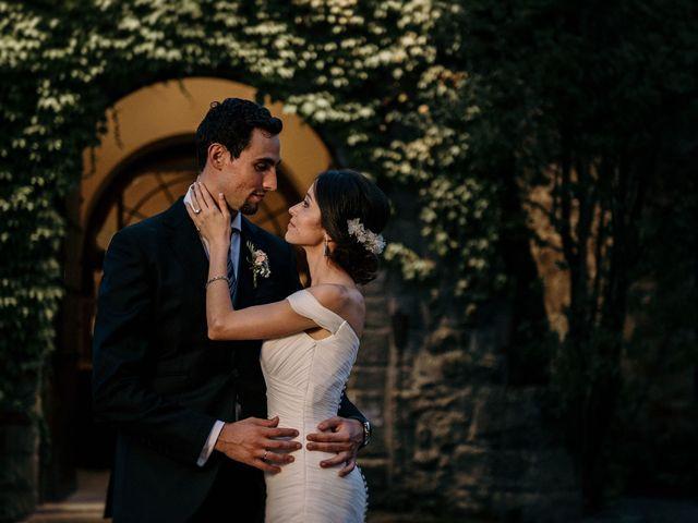 La boda de Ismael y Josianne en Sant Feliu De Codines, Barcelona 36