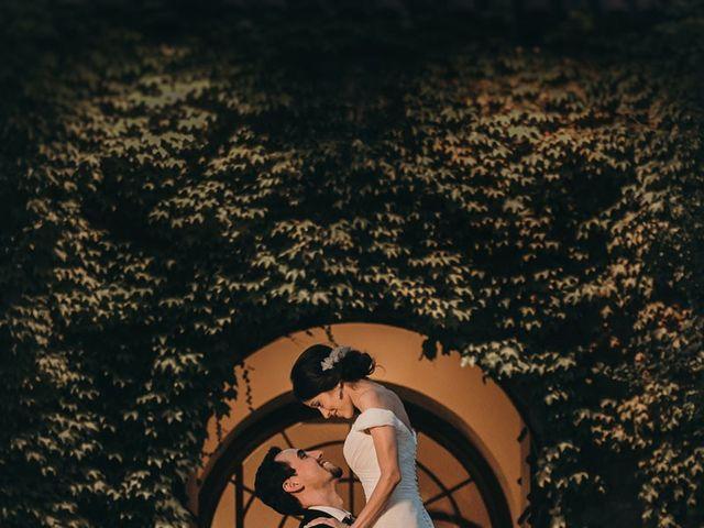 La boda de Ismael y Josianne en Sant Feliu De Codines, Barcelona 37