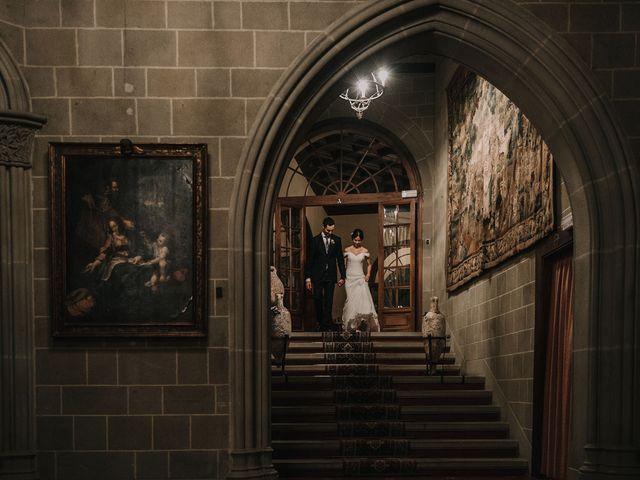 La boda de Ismael y Josianne en Sant Feliu De Codines, Barcelona 38
