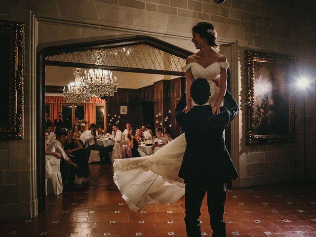 La boda de Ismael y Josianne en Sant Feliu De Codines, Barcelona 45