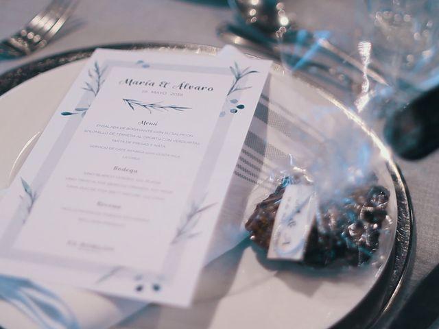 La boda de Alvaro y Maria en Gijón, Asturias 22