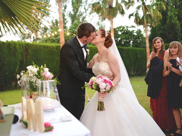 La boda de Michael y Laura en Fuente Vaqueros, Granada 9