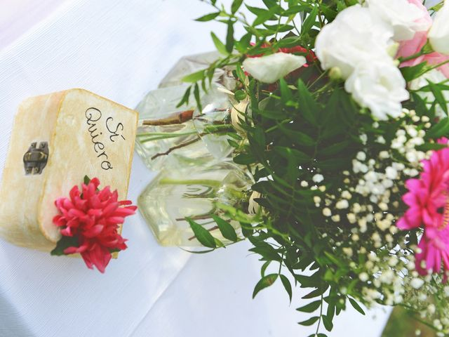 La boda de Michael y Laura en Fuente Vaqueros, Granada 10