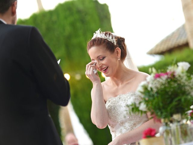 La boda de Michael y Laura en Fuente Vaqueros, Granada 11