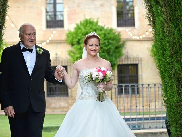 La boda de Michael y Laura en Fuente Vaqueros, Granada 7