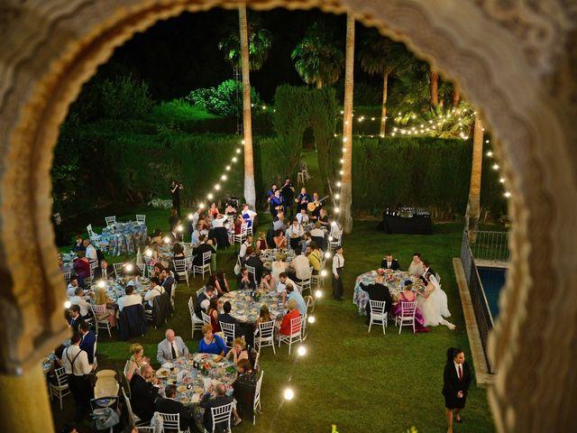 La boda de Michael y Laura en Fuente Vaqueros, Granada 20