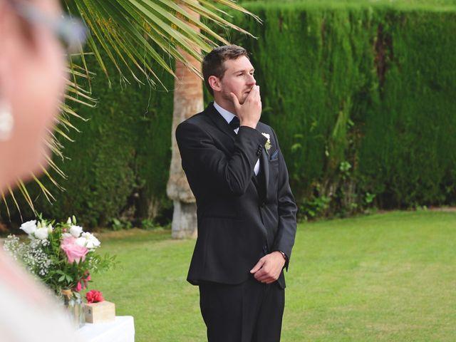 La boda de Michael y Laura en Fuente Vaqueros, Granada 22