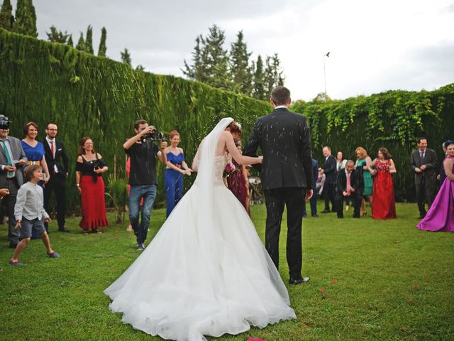 La boda de Michael y Laura en Fuente Vaqueros, Granada 2