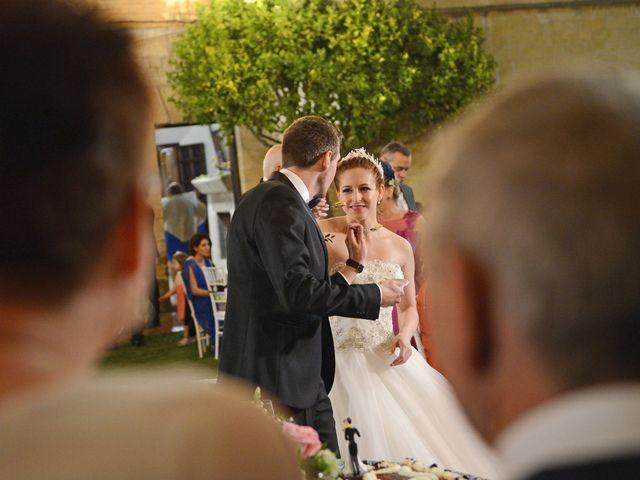 La boda de Michael y Laura en Fuente Vaqueros, Granada 19