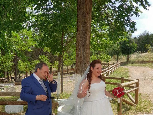 La boda de Jose y Carol en Villarrubia De Los Ojos, Ciudad Real 4