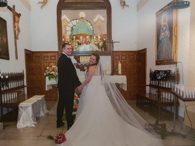 La boda de Jose y Carol en Villarrubia De Los Ojos, Ciudad Real 20