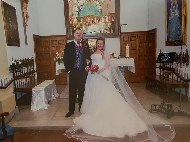 La boda de Jose y Carol en Villarrubia De Los Ojos, Ciudad Real 21