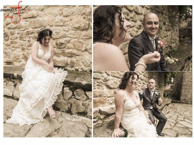 La boda de Verónica y Albeto en Santillana Del Mar, Cantabria 2