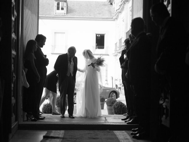 La boda de Perico y Leticia en  La Granja de San Ildefonso, Segovia 6