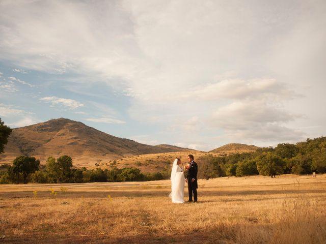 La boda de Perico y Leticia en  La Granja de San Ildefonso, Segovia 11