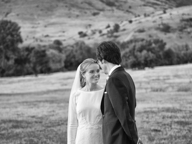 La boda de Perico y Leticia en  La Granja de San Ildefonso, Segovia 12