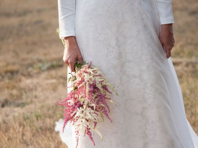 La boda de Perico y Leticia en  La Granja de San Ildefonso, Segovia 10