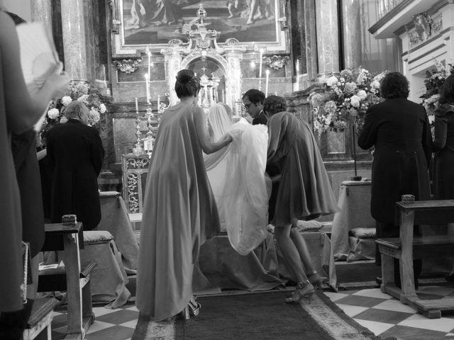 La boda de Perico y Leticia en  La Granja de San Ildefonso, Segovia 8