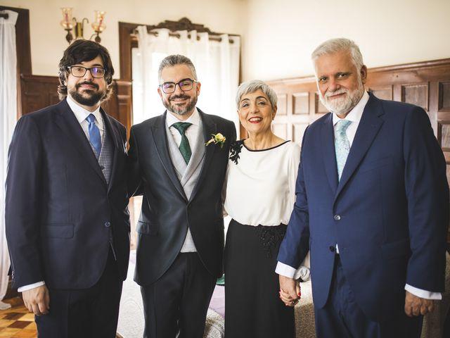 La boda de Jesús y Ángela en Redondela, Pontevedra 17