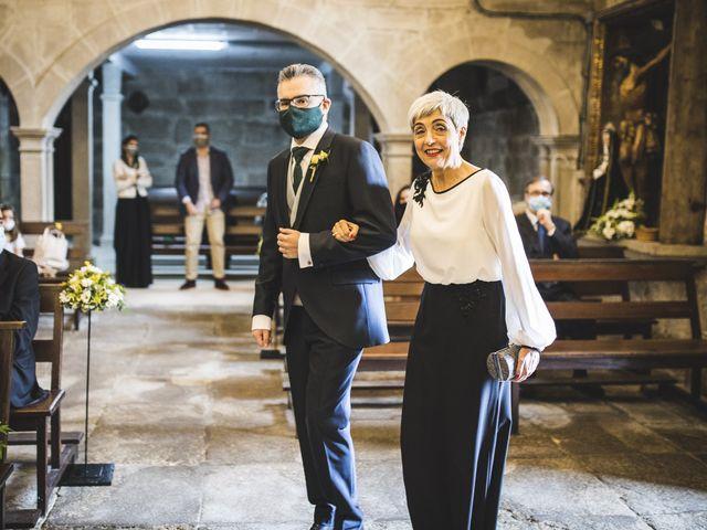 La boda de Jesús y Ángela en Redondela, Pontevedra 27
