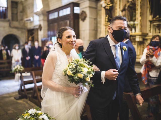 La boda de Jesús y Ángela en Redondela, Pontevedra 30