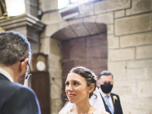 La boda de Jesús y Ángela en Redondela, Pontevedra 33