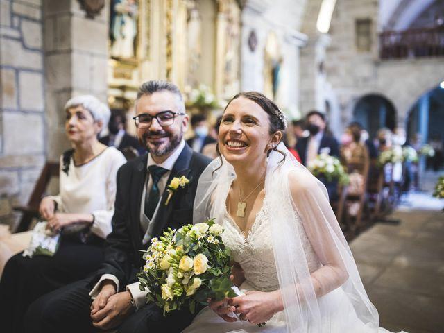 La boda de Jesús y Ángela en Redondela, Pontevedra 34