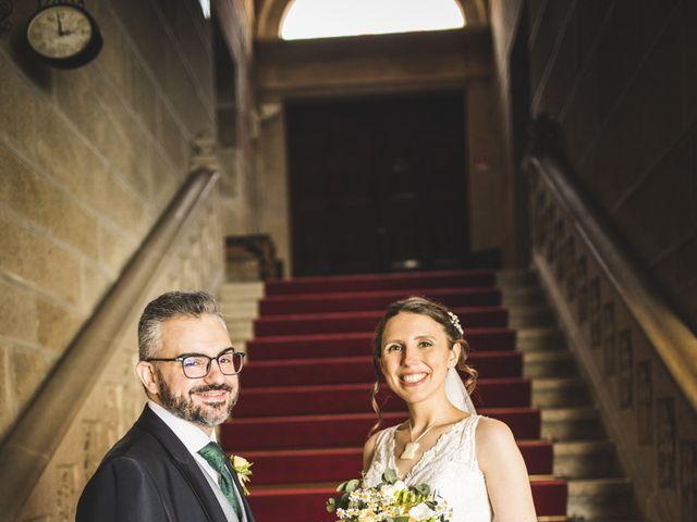 La boda de Jesús y Ángela en Redondela, Pontevedra 37