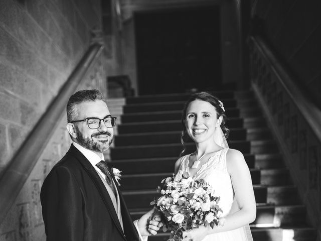 La boda de Jesús y Ángela en Redondela, Pontevedra 38
