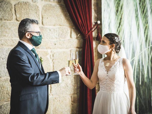 La boda de Jesús y Ángela en Redondela, Pontevedra 41