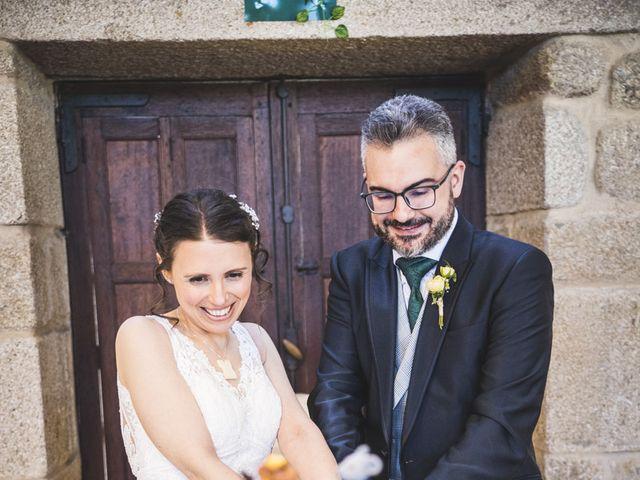 La boda de Jesús y Ángela en Redondela, Pontevedra 42