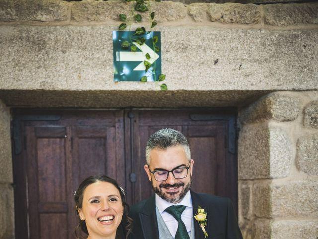 La boda de Jesús y Ángela en Redondela, Pontevedra 43
