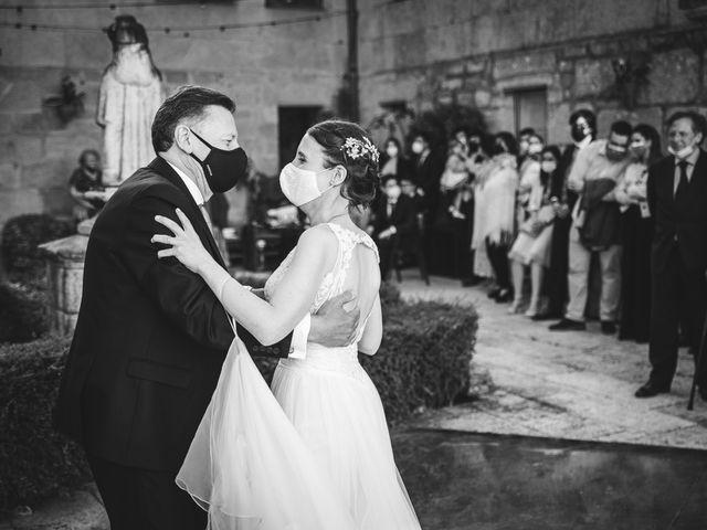 La boda de Jesús y Ángela en Redondela, Pontevedra 46