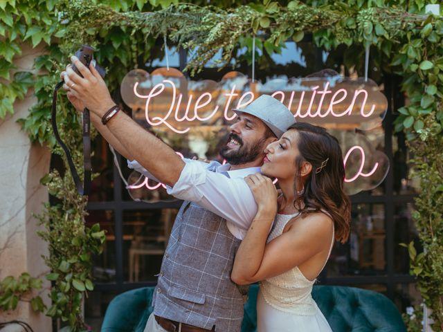 La boda de Carlos y Silvia en Culla, Castellón 4