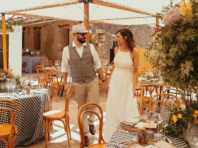 La boda de Carlos y Silvia en Culla, Castellón 11