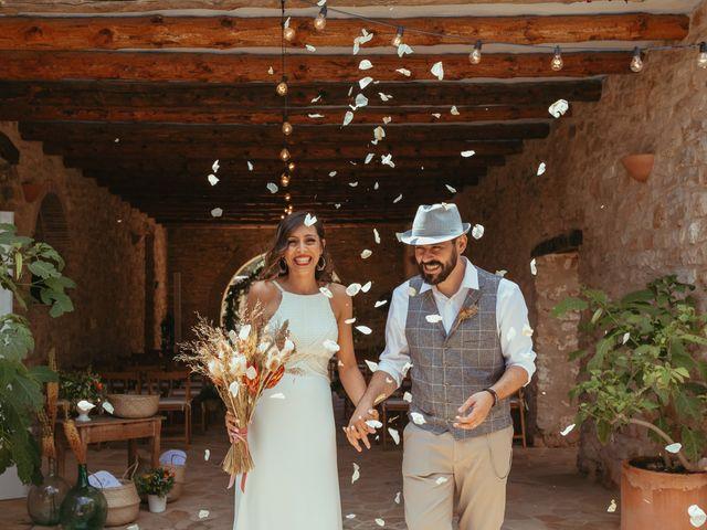 La boda de Carlos y Silvia en Culla, Castellón 16
