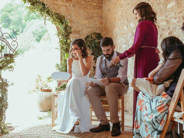 La boda de Carlos y Silvia en Culla, Castellón 17