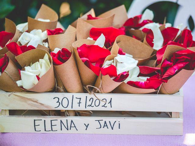 La boda de Javier y Elena en Madrid, Madrid 38