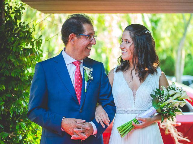 La boda de Javier y Elena en Madrid, Madrid 42