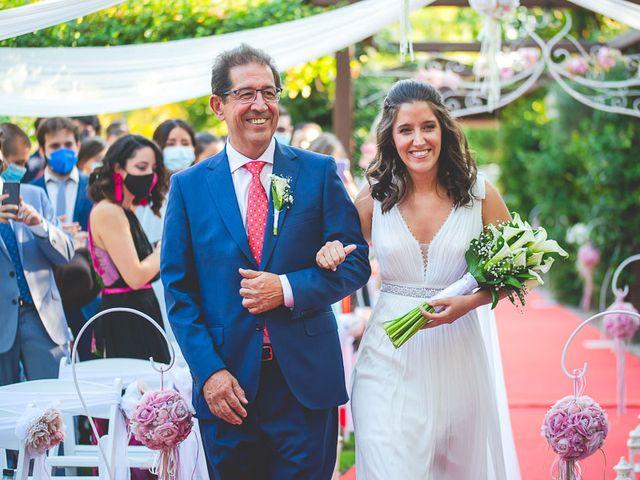 La boda de Javier y Elena en Madrid, Madrid 43