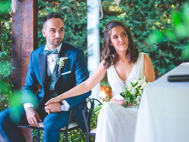 La boda de Javier y Elena en Madrid, Madrid 44