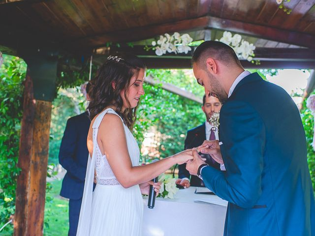 La boda de Javier y Elena en Madrid, Madrid 46