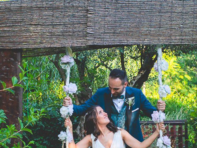 La boda de Javier y Elena en Madrid, Madrid 53