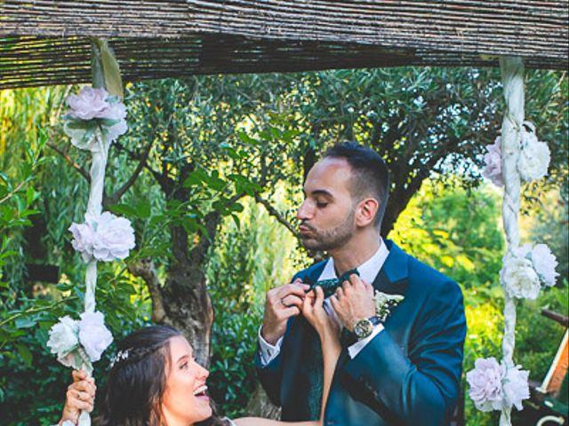 La boda de Javier y Elena en Madrid, Madrid 54