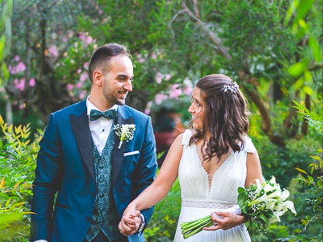 La boda de Javier y Elena en Madrid, Madrid 55