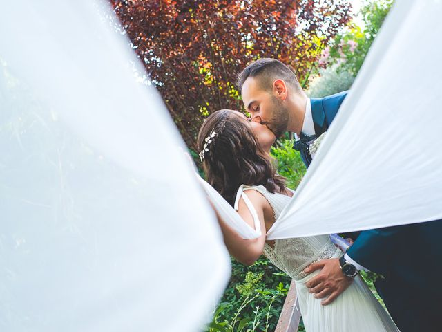La boda de Javier y Elena en Madrid, Madrid 57