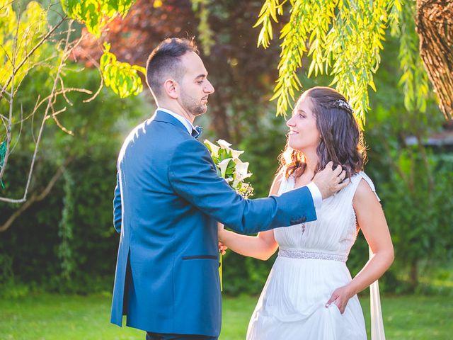 La boda de Javier y Elena en Madrid, Madrid 58